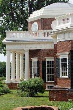 Thomas Jefferson's Monticello - Charlottesville, VA