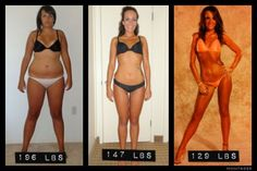 What a transformation! #fitness #weightloss