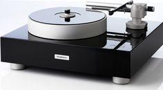 airbearing turntable / Bergmann Audio