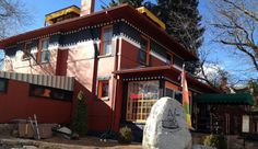 Sherpa House Restaurant has awesome Nepalese food. It's two blocks Table Mountain Inn!