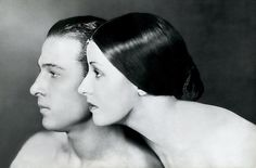 Rudolph and Natacha Valentino