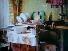 The Russian House #kitchen