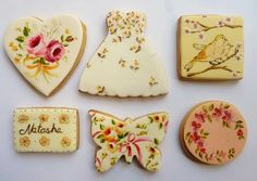 Amelie's House: Hello Australia I will be teaching a class based on these cookies in Sydney. Click on this picture for details. xx