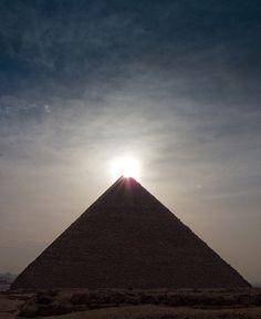 Great Pyramid, Giza, Egypt