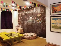 The playroom (for kids OR adults, really!)