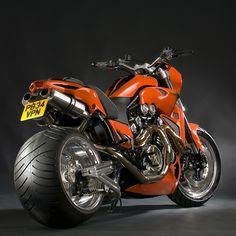 Custom Yamaha V-Max