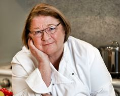 In the kitchen with Rosemary Shrager