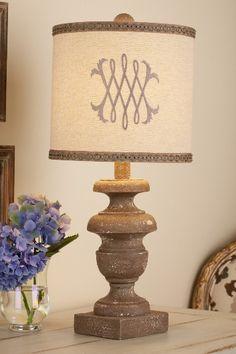 SYLVIE TABLE LAMP