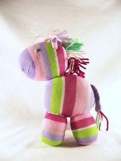 Sock Zebra