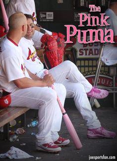 Pink Puma <3