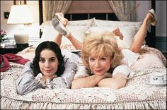 Terms of Endearment! I sob brokenly every time I watch this!