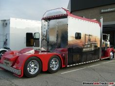The Gambler Peterbilt from the 2008 Mid America Truck Show