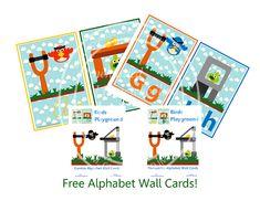 Enchanted Homeschooling Mom  free alphabet cards  manuscript and cursive