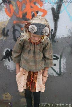 #nixie clothing #aw12 #kids fashion