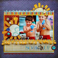 Kelly Goree's Gallery: *Soak It Up* SB&CT Summer '10