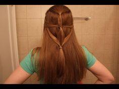 Game of Thrones Hair: Daenerys Targaryen Wedding Hair Veil, and My Own B...