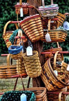 Love Longaberger Baskets