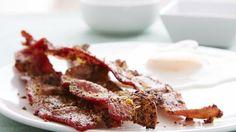Herb Seasoned Bacon