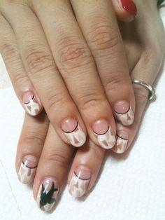 Nails #nail #unhas #unha #nails #unhasdecoradas #nailart #gorgeous #fashion #stylish #lindo #cool #cute #fofo #lovely