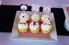 nautical 1st birthday party