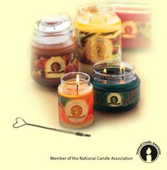 Gold Canyon candles...the best!