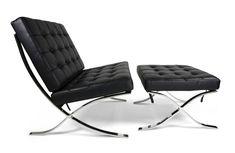 Barcelona Chair  | Ludwig Mies van der Rohe