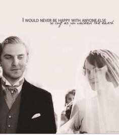I love them. I love them. I loved them :( Downton Abbey