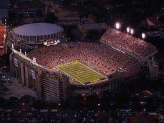 Tiger Stadium, Baton Rouge