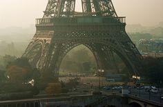 Eiffel Tower, so gorgeous!