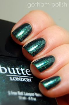 Butter London Jack the Lad - Owned.