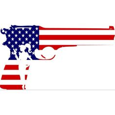 All American gun girl!!!