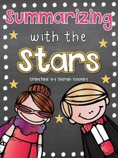 Summarizing with the Stars! Love this!!!