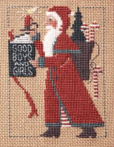 Cross stitch and counted needlepoint patterns, designs, books and catalogs