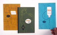 Promotional booklets for Sharp  Dohme, designed by Alexander Ross, 1940s