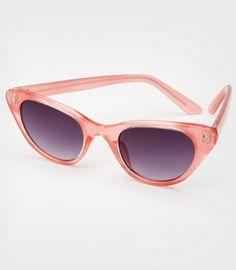 Pink Cadillac Sunglasses