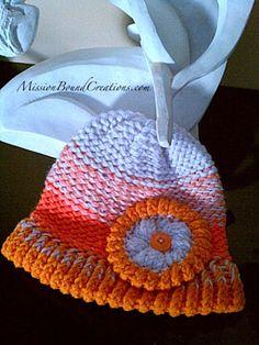 Knifty Knitter Loom Knit Hats - Easy