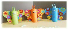 Bo Bunny: Spring Kid's Craft