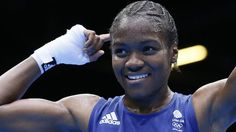 BBC Sport - Nicola Adams wants to defend Olympics boxing title in Rio
