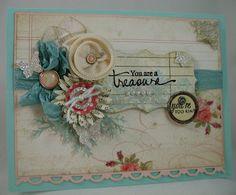 Card <3 u r a treasure <3