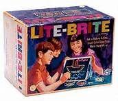 Lite-Brite - a favorite