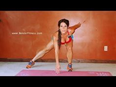15 Minute Plyo HIIT Workout: Burn Fat Fast - YouTube