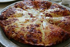 Pizza Hut Ultimate cheese lovers copycat recipe
