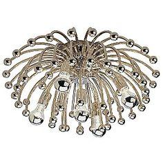 Anemone Flushmount - Sconce by Robert Abbey via Lumens.com  mid-century lighting madness!