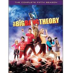 The Big Bang Theory: The Complete Fifth Season (With $5 VUDU Credit) (Widescreen)