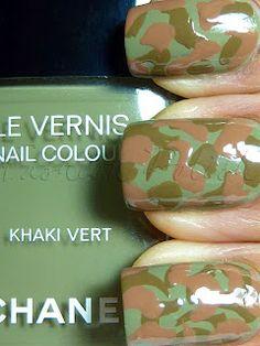 camouflage nails Nails Art, Camouflage Nails, Camouflage Many, Beauty Musthaves, Makeup, Camo Nails, Nails Ideas, Beauty Must Have, Camuflage Nails