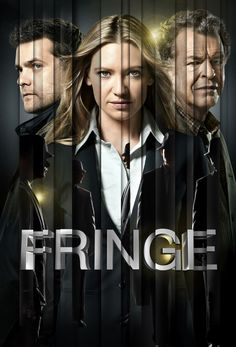 Fringe // FINISHED // Strong ride from beginning to end; one of my favorite shows, ever.
