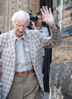 Nazi war crime suspect aged 98 is charged with murdering 15,700 Jews | Mail Online  Source: Daily Mail