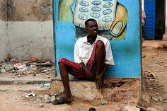 Somali man by CK Somalia, via Flickr