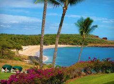 Manele Bay Beach - Lanai, Hawaii #wanderlust #travel