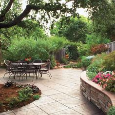 Brick, concrete, stone, or gravel? The patio surface you choose plays a huge role in establishing not only the style of your patio but also its cost, whether you can build it yourself, and how you'll care for it over the long term.  Follow along to learn which patio material is right for you. We show the pros and cons of each. | Photo: Thomas J. Story | thisoldhouse.com